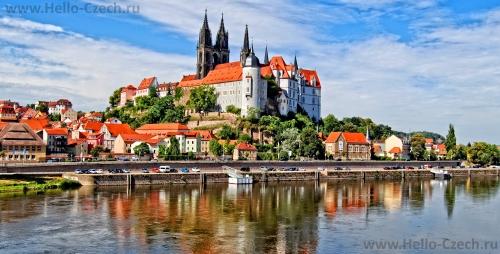 Сказочные замки Чехии