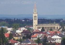 Города Чехии - Оломоуц
