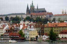 Города Чехии - Прага